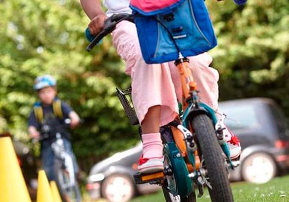 ADAC Fahrradturnier für Klasse 3